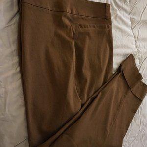 Lane Bryant Plus Size Crop Pants
